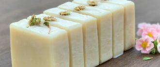В чем польза натурального мыла?