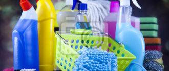 Рецепты моющих средств-от мытья рук до мытья пола.