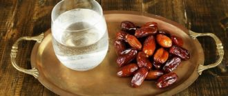 Польза Финикового сока для кожи, волос и здоровья