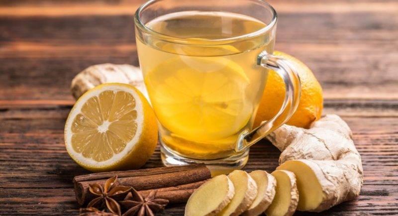 Имбирный чай: польза для здоровья и как его правильно приготовить.