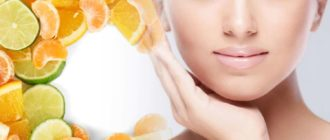 В чем польза витамина С для кожи